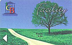 Carte FACILITY