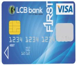 Carte Visa FIRST