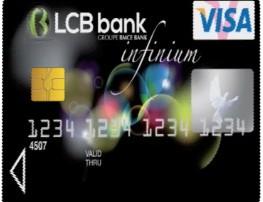 Carte Visa INFINIUM
