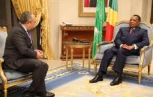 L'Administrateur Directeur Générale de la BMCE rencontre le Chef de l'Etat