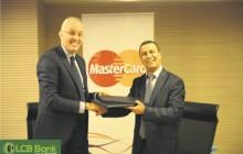 Partenariat LCB Bank et MasterCard
